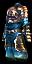 Mavi Ejderha Suiti +9